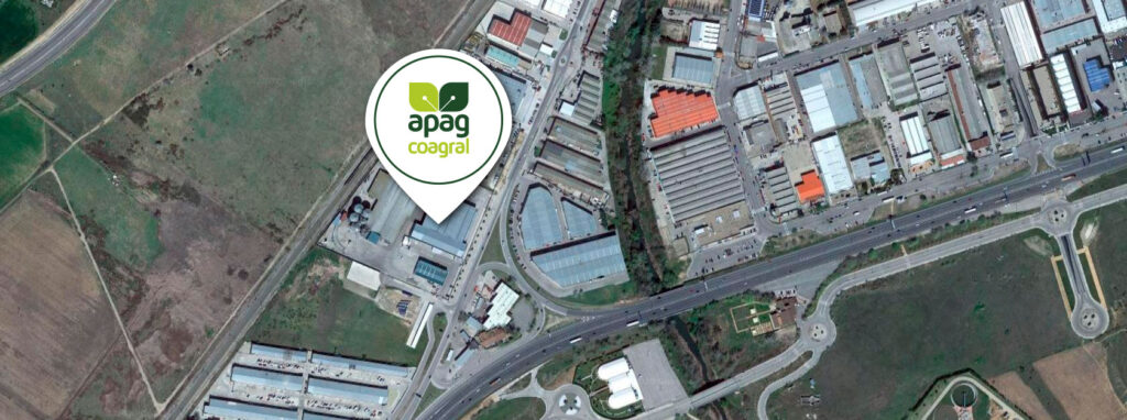 Mapa Grupo APAG