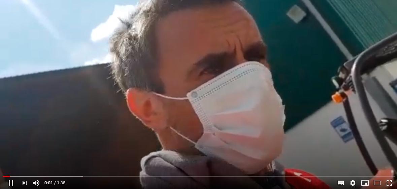 Imagen Vídeo Cruz Roja
