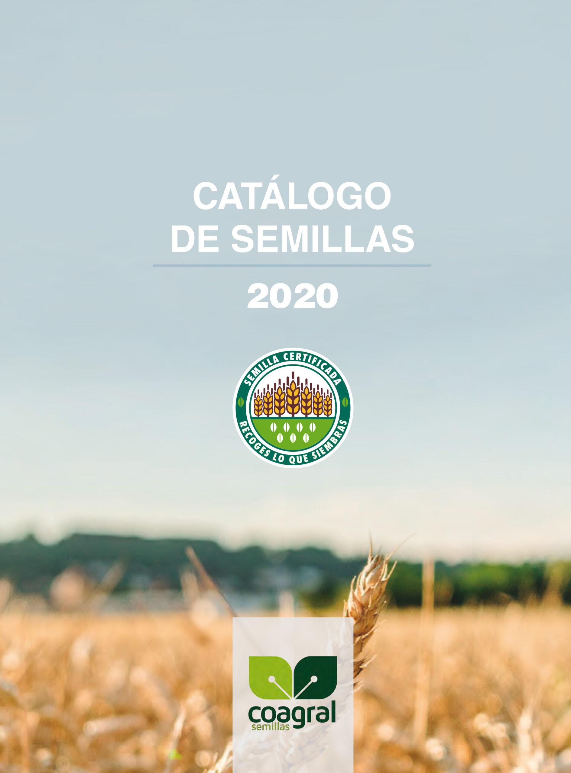 Catálogo de Semillas APAG-Coagral 2020